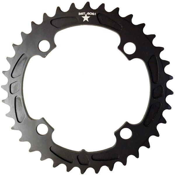 104 36T Sharktooth Narrow Wide Mountain Chainring