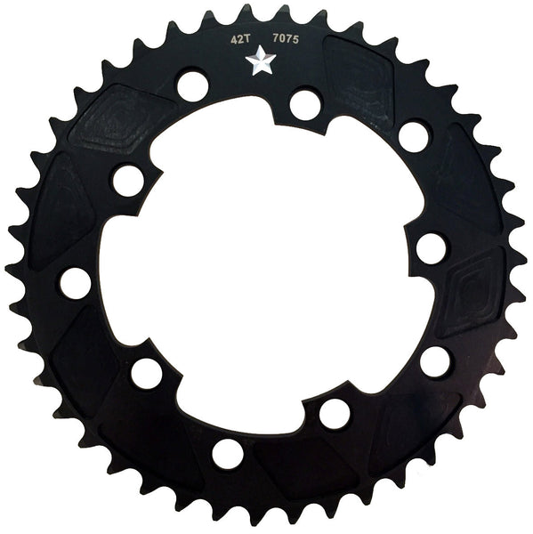 110/130 ST PRO CXR1 42T Narrow/Wide Chainring