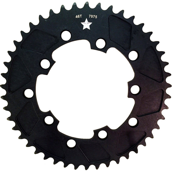 "110/130 ST PRO CXR1 46T 1/8"" Narrow/Wide Chainring"