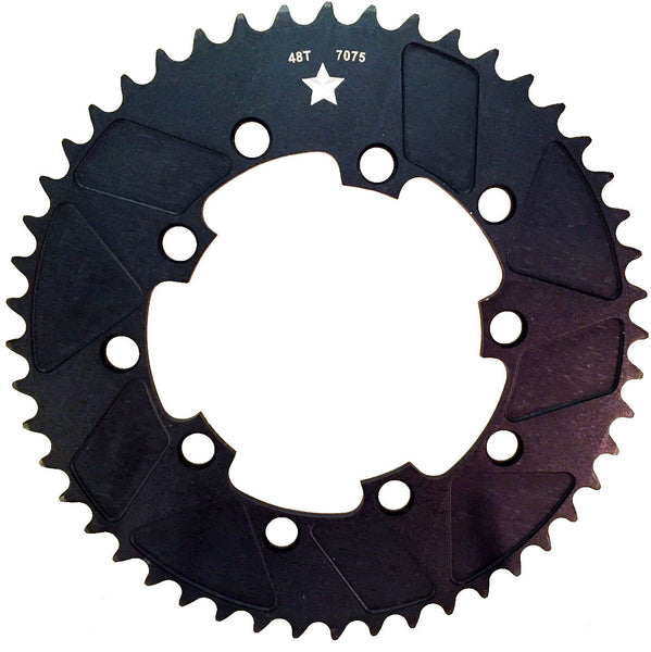 "110/130 ST PRO CXR1 48T 1/8"" Narrow/Wide Chainring"