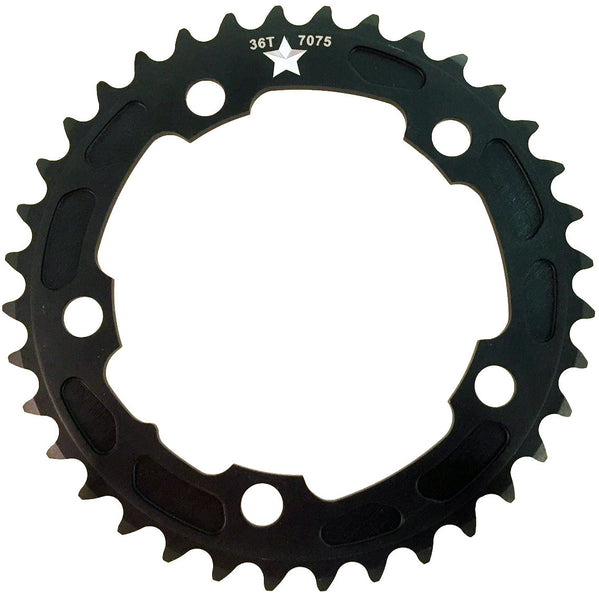 110 ST PRO CXR 36T Cross / Road Compact Narrow Wide Chainring