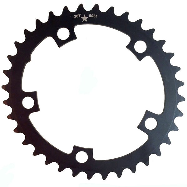 OVAL 110 5-Bolt SR CXR 36T Road / Cross Compact Chainring