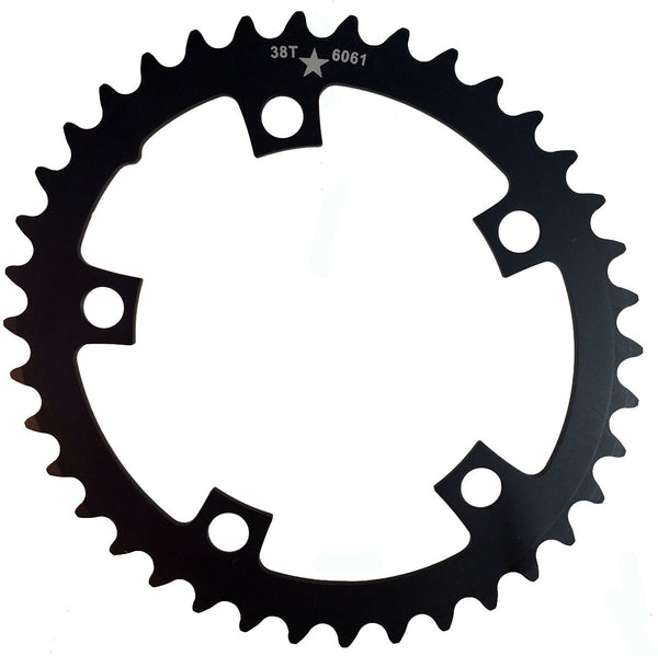 OVAL 110 5-Bolt SR CXR 38T Road / Cross Compact Chainring