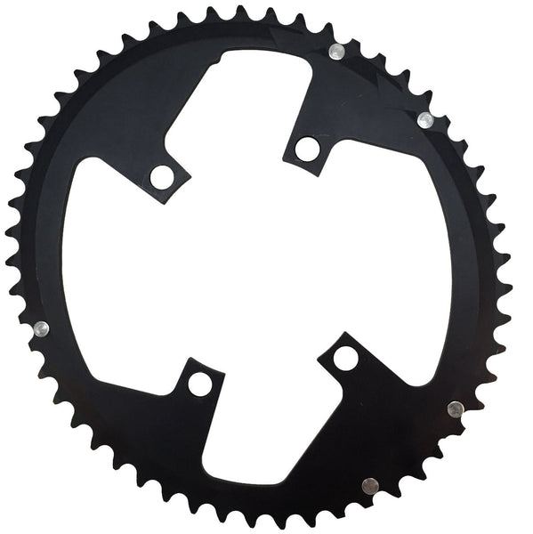 OVAL 110 4-Bolt ST CXR 50T Road / Cross Compact Chainring