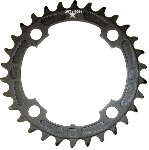 94 30T Sharktooth Narrow Wide Mountain Chainring