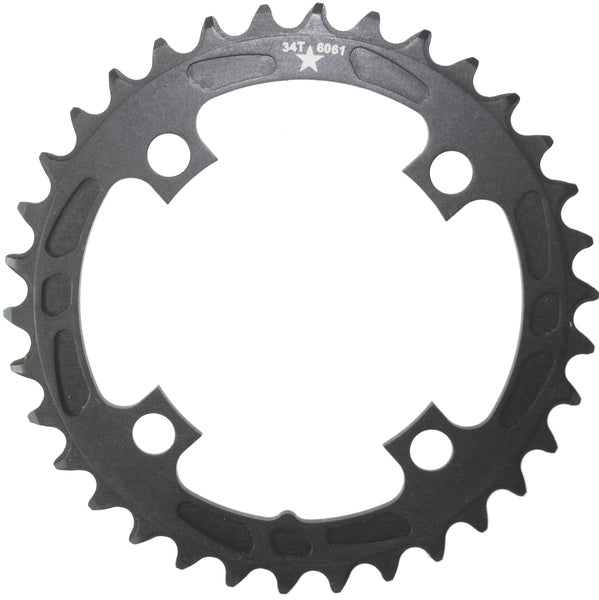 94 34T Sharktooth Narrow Wide Mountain Chainring