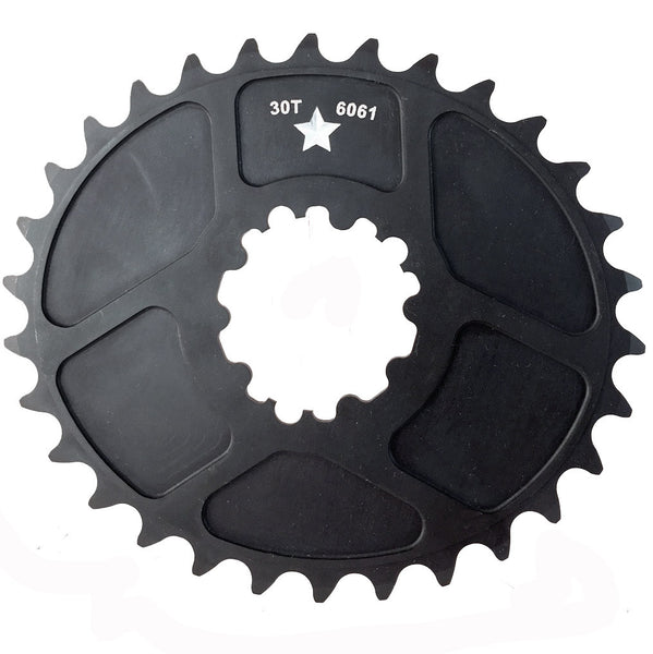 OVAL BB30/GXP 30T ST Mountain Chainring- CLOSEOUT PRICE