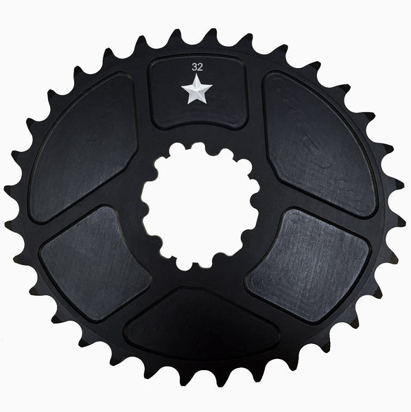 OVAL BB30/GXP 32T ST Mountain Chainring