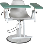 Adjustable Hydraulic Phlebotomy Chair