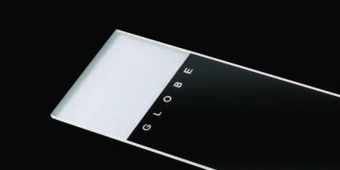 Frosted Beveled Edge Microscope Slides