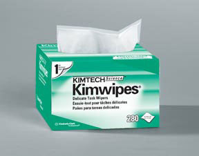 KIMBERLY CLARK KIMWIPES