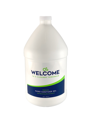 Hand Sanitizer Gel 1 Gallon