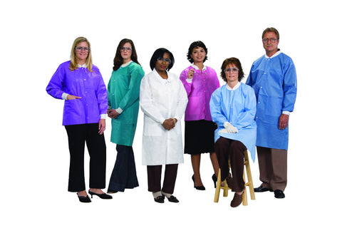 Lab Coat, Light Weight, Long Length 44""