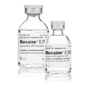 Marcaine 0.75% Injectable