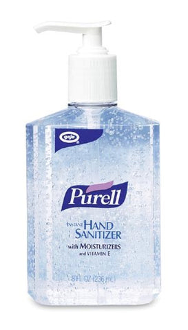 Purrell Hand Sanitizing Pump 8 oz