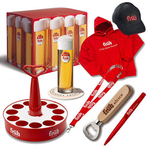 All Früh Kölsch Beer Products