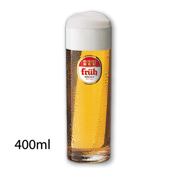 Früh Kölsch Beer Glasses