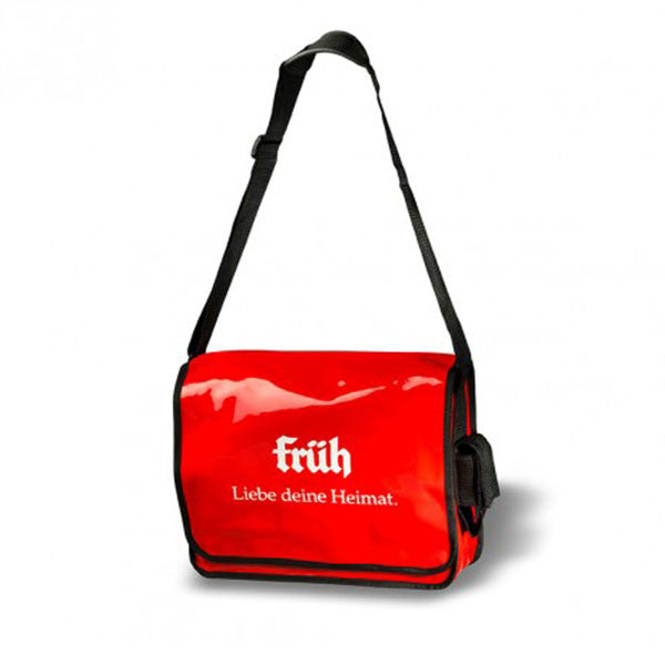 The Früh Messenger Bag