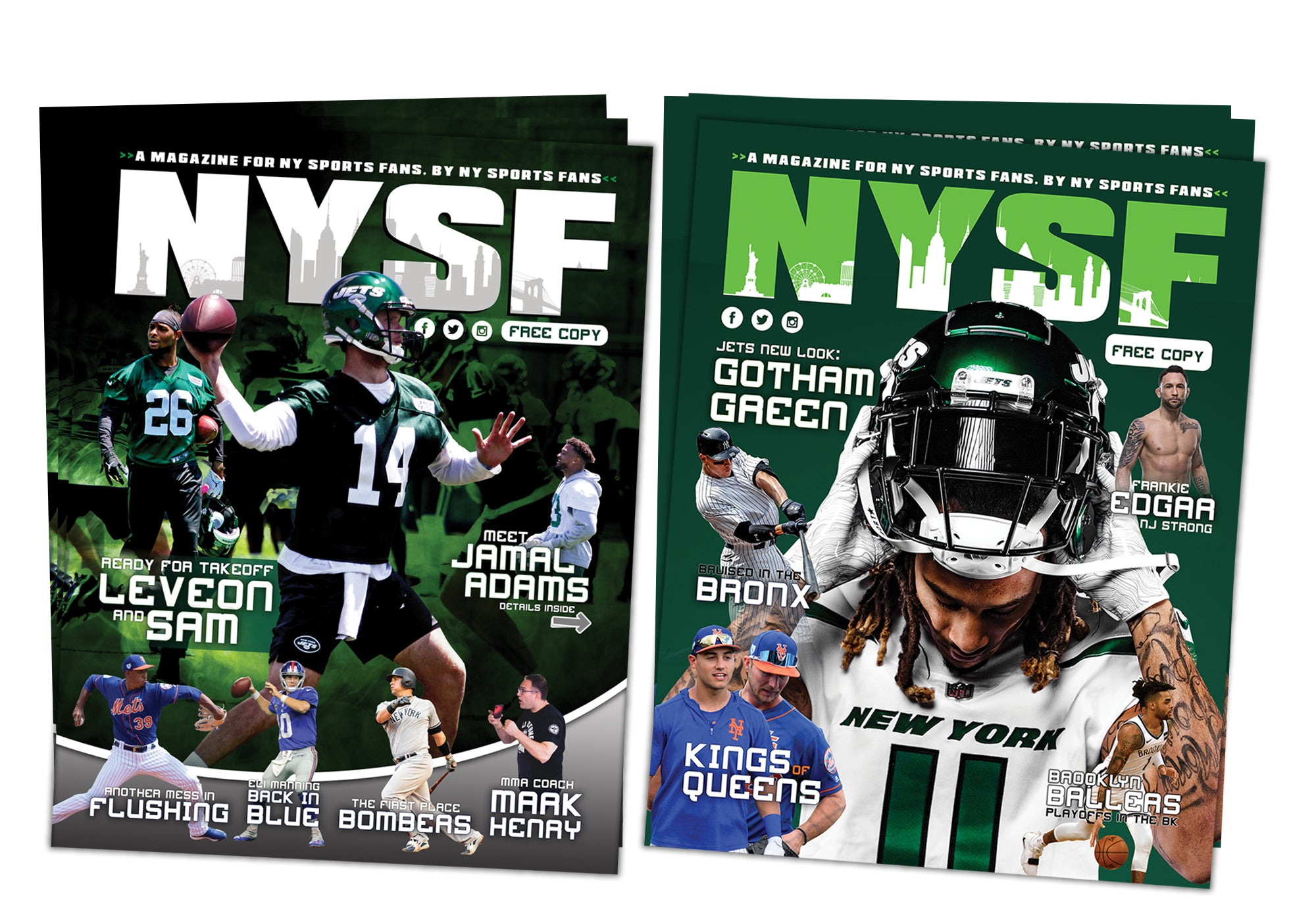 NYSF Magazine - 1 Year Subscription
