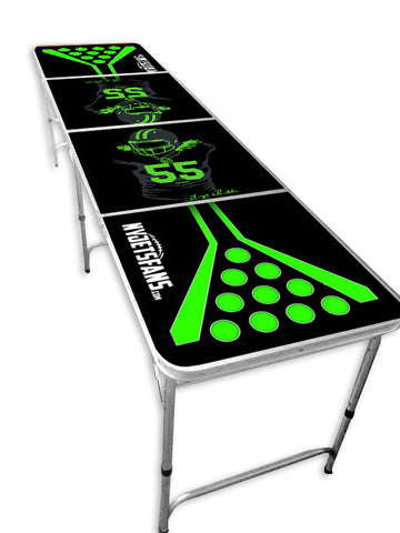 #MaulyMaul Beer Pong Table