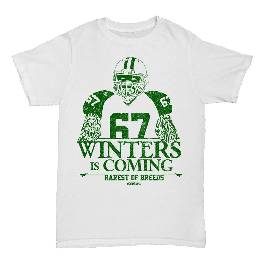 "Brian ""Winters Is ing"" Pre Sale – NYJFshop"