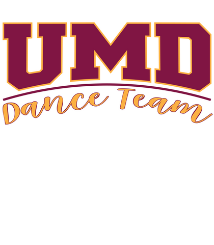UMD Dance Team Apparel