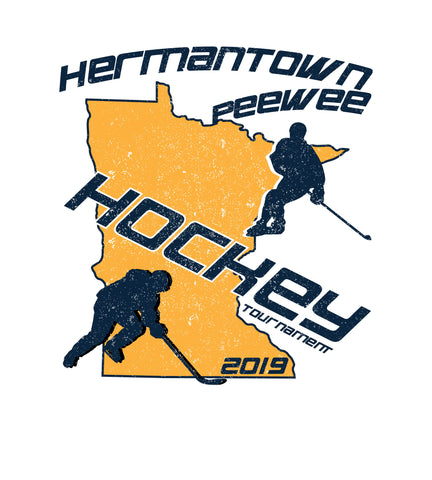 Hermantown PeeWee Hockey Tournament 2019