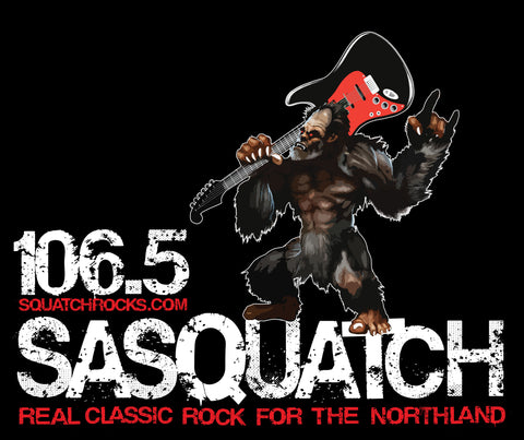 Sasquatch 106.5 Apparel