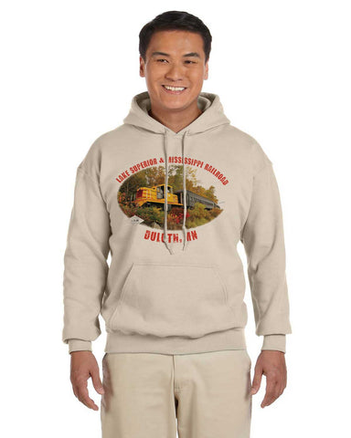 Lake Superior & Mississippi Railroad Sweatshirt