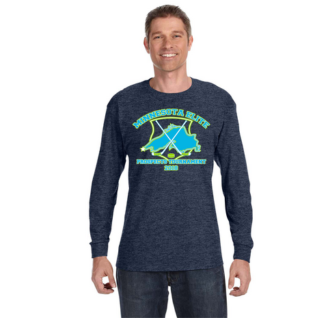 Elite Prospects Jerzees 5.6 oz. DRI-POWER® ACTIVE Long-Sleeve T-Shirt