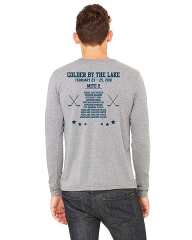 Colder By The Lake Mite 2 Long Sleeve T-Shirt