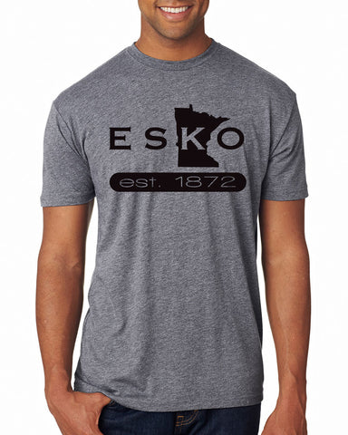 6010 Next Level Triblend Tee Shirt - Unisex - Esko Est. 1872