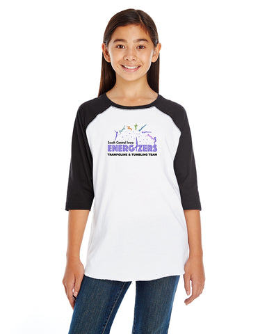 6130 Youth Baseball Fine Jersey T-Shirt