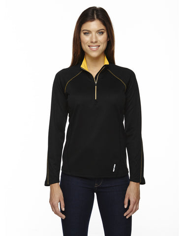 78187 Ladies Radar Half Zip Performance Pullover