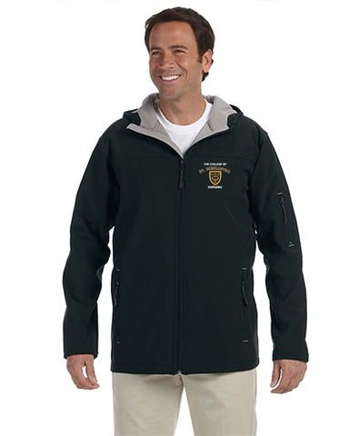 CSS Nursing Program- Embroidered Softshell Jacket- D998(W)