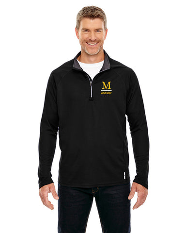 88187 Unisex Radar Half Zip Performance Pullover