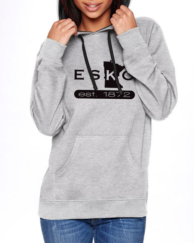 9301 Next Level French Terry Hoodie - Unisex - Esko Est. 1872