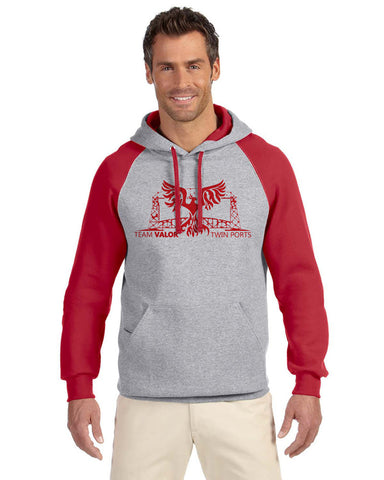 96CR Team Valor: twin Ports Sweatshirt
