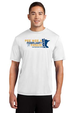 February Freeze Performance Tee