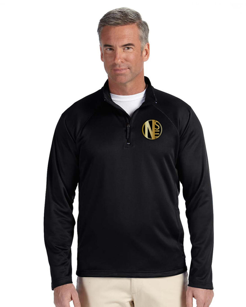 DG440 Men's Quarter Zip Pullover