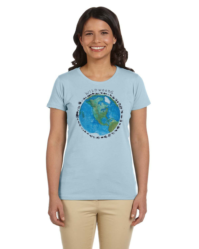 Wildwoods Organic Planet Tee