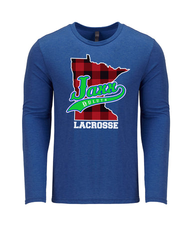 Duluth Jaxx Triblend Long Sleeve T-Shirt - 6071/6731