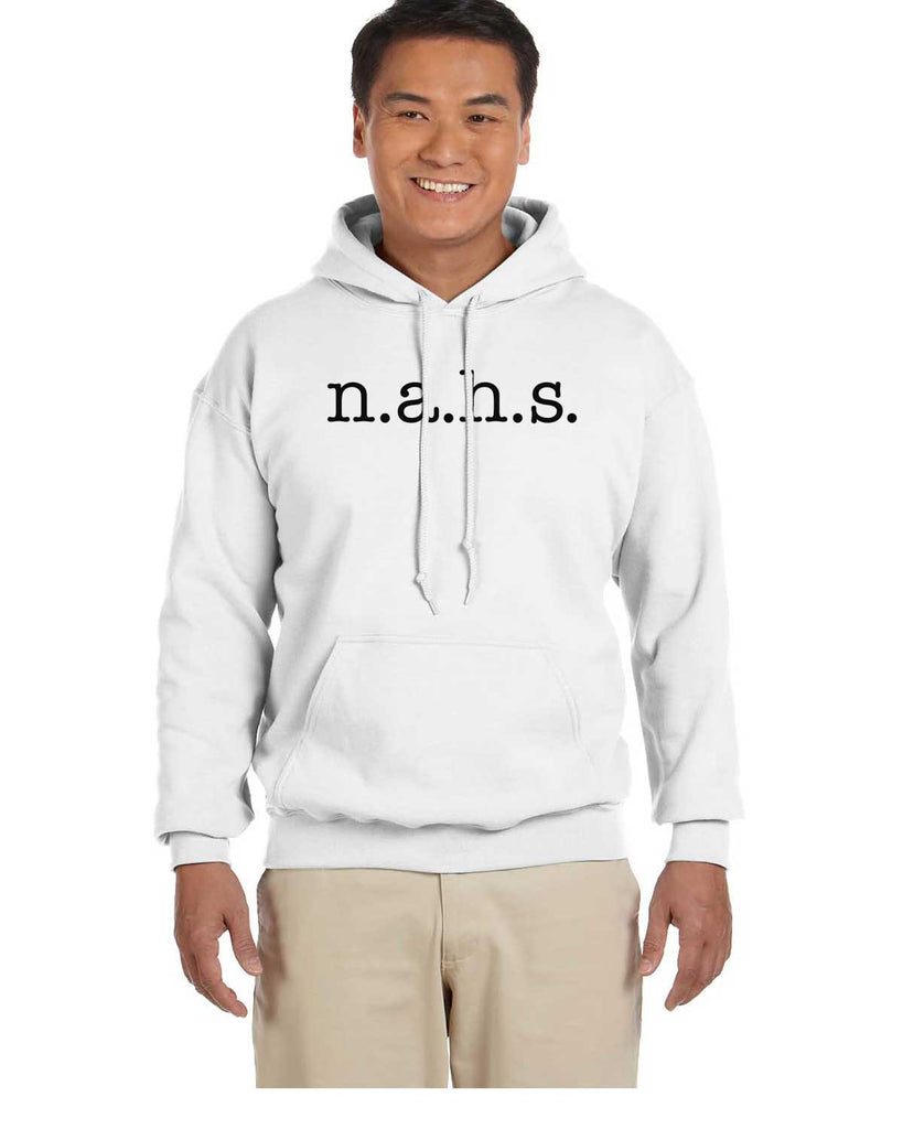 Marshall N.A.H.S. Hooded Sweatshirt - G185