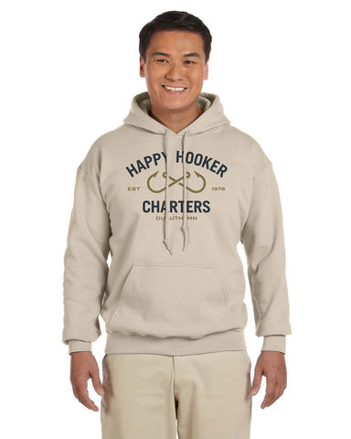 Happy Hooker Charters G185 Pullover Hoodie