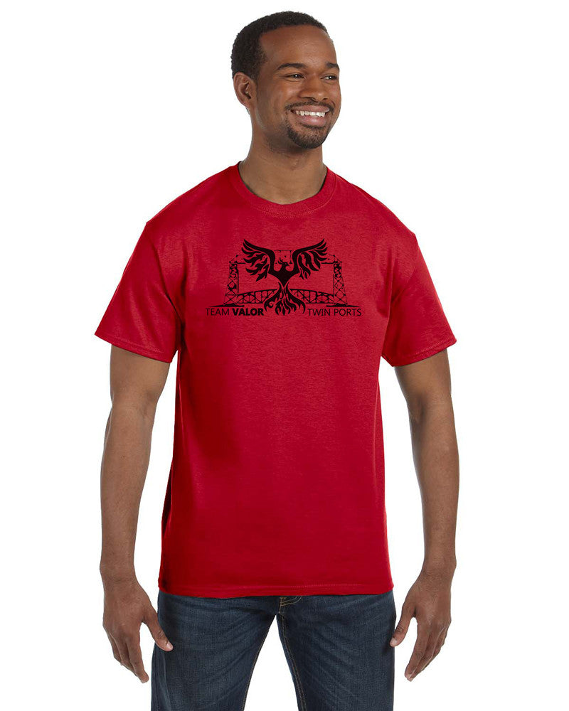 G500 Team Valor: Twin Ports Tshirt