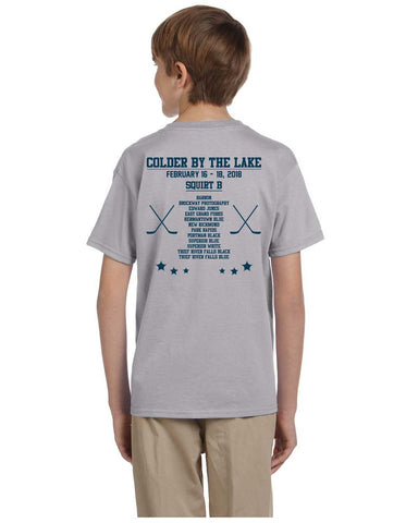 Colder By The Lake Squirt B T-Shirt
