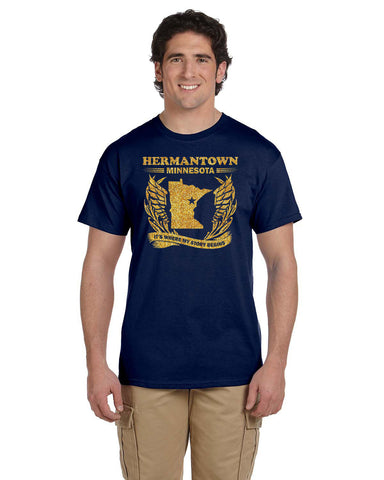 Hermantown Class Reunion T-Shirt - G200/G500L