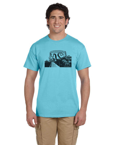 Duluth Yacht Club G200 Cotton T-Shirt - Kraken
