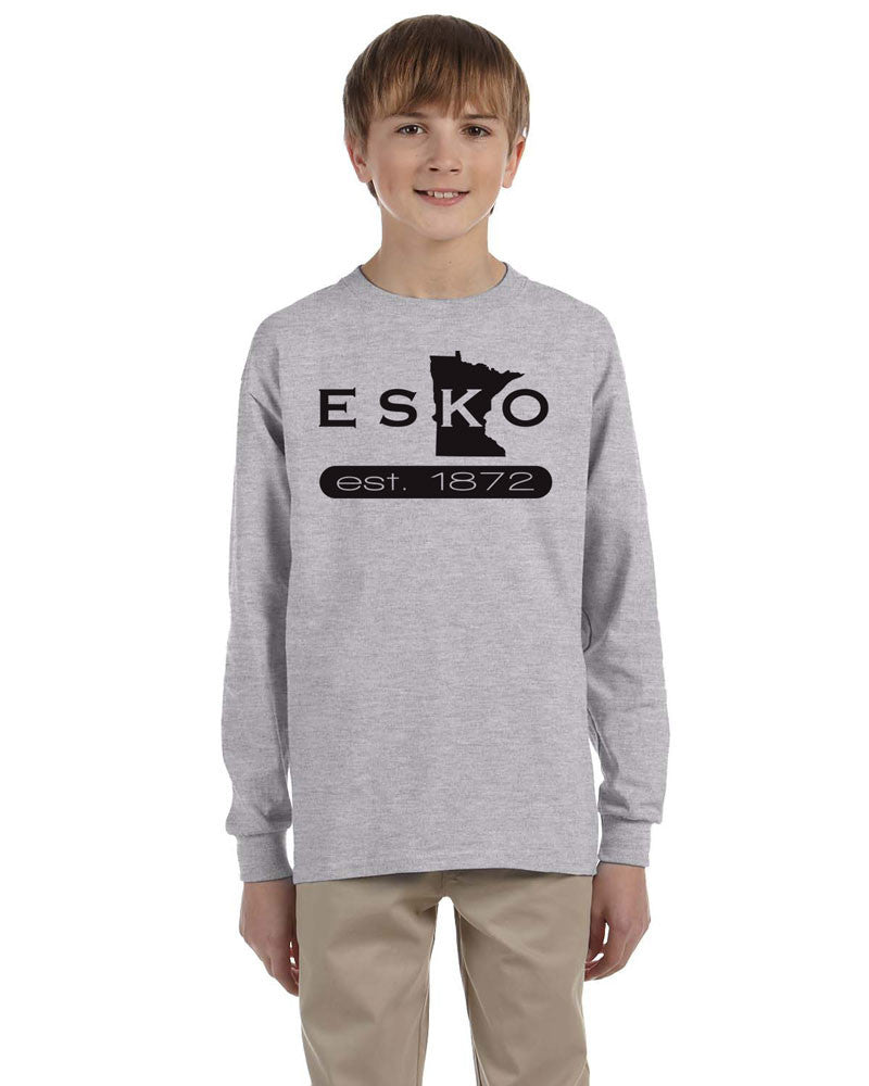 G240 Long Sleeve Tee - Esko Est. 1872