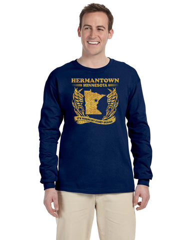 Hermantown Class Reunion Long Sleeve T-Shirt